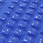 シリコンキーボード